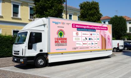 """Mammografie ed ecografie gratuite ai """"Giardini del Sole"""": come prenotare"""