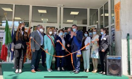"""Da ospedale a scuola in due mesi: inaugurata la nuova sede del """"Maffioli"""" a Castelfranco"""