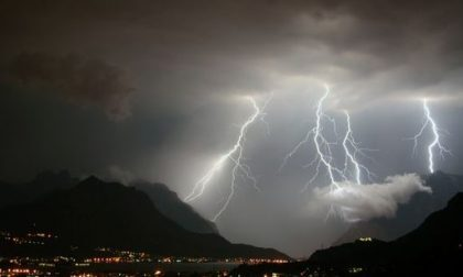Meteo Veneto, in arrivo rovesci e temporali sulle zone montane e pedemontane