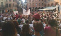 """""""No Green Pass!"""": video e foto dai cortei di protesta a Treviso e Castelfranco"""