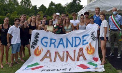 Non solo Olimpiadi, Anna Porcari oro e bronzo a Parigi: le foto della festa a Preganziol