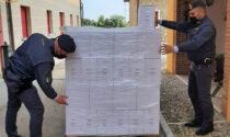 Prosecco doc contraffatto: sequestrati 5mila litri di vino e una tonnellata di zucchero