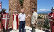"""Castelfranco Veneto protagonista del programma """"Una gita fuori porta"""" di Sky"""