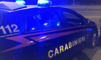 Incendio auto nella notte alla tenuta San Giorgio: era di un kosovaro