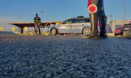 Pedemontana Veneta, guidava l'autocarro senza patente: maxi multa all'autista straniero
