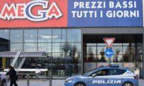 Supermercato Mega di Treviso, furto di alcolici da 500 euro: denunciati due pregiudicati