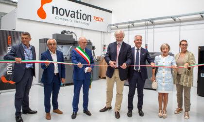 La Novation Tech di Montebelluna inaugura due nuovi reparti e cerca lavoratori
