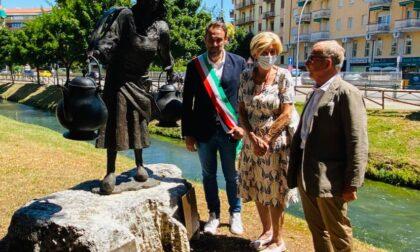 Le foto della targa scoperta in memoria di Gianfranco Crespan