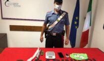 Blitz dei carabinieri a Montebelluna, quattro criminali in manette