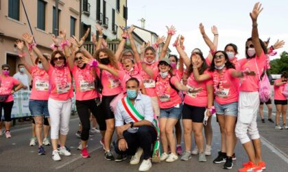 Treviso in rosa, le foto e le storie toccanti di una ripartenza all'insegna delle donne