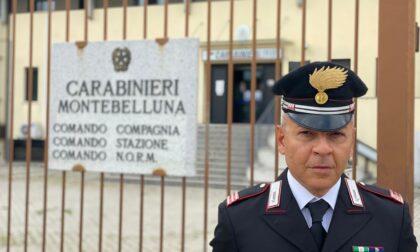 Stazione Carabinieri Montebelluna, Rebeschini in pensione: da Spresiano arriva il nuovo comandante Cabras