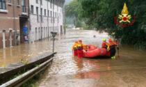 Alluvioni in Germania e Belgio, già al lavoro i soccorritori veneti dei Vigili del fuoco