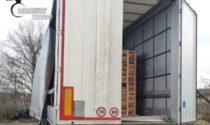 Follina, nel camion pieno di legname trovato profugo dell'Afghanistan