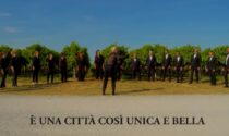 Il video dell'Inno alla Città di Treviso girato fra i vigneti delle colline del Prosecco