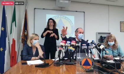 """Covid, Zaia: """"Abbiamo tre 50enni non vaccinati in terapia intensiva""""   +254 positivi   Dati 13 luglio 2021"""