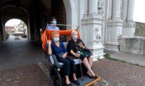 Gli anziani di Treviso tornano in bicicletta grazie a PariBike