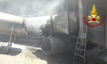 Incendio alla Smartfit kappa di Susegana