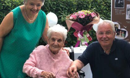 Nuova centenaria nel trevigiano, nonna Clara Adami spegne 100 candeline
