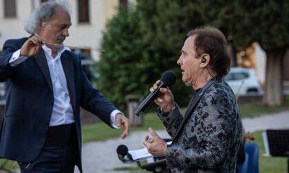 Roby Facchinetti a Castelfranco per la prima assoluta del concerto pop sinfonico