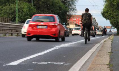 Resana, arrivano i fondi per la pista ciclabile in via Roma