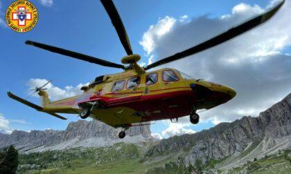 Tragedia in montagna, scivola sul sentiero e precipita per 25 metri: morta 59enne trevigiana
