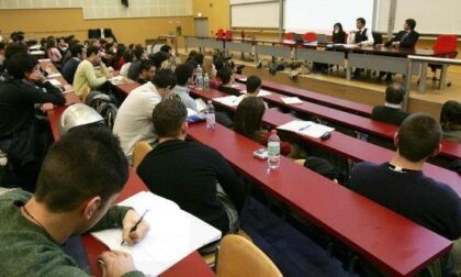 Record di studenti universitari a Treviso