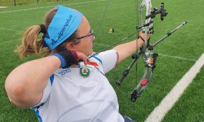 """Rubato l'arco dell'atleta paralimpica Asia Pellizzari: """"Gesto disgustoso"""""""