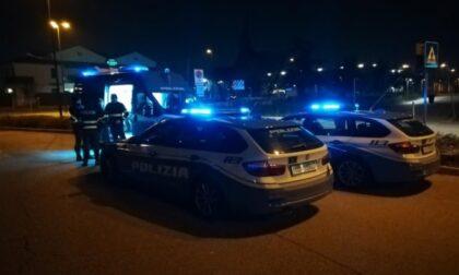 Treviso, neopatentato ubriaco per poco non investe poliziotto al posto di blocco