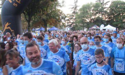 """Treviso, Run for Children da record: in 1700 di corsa per """"Giocare in corsia"""""""