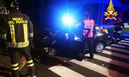 Grave incidente nella notte a Ormelle: due feriti