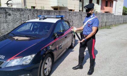 Fermato operaio a Castelfranco Veneto, si aggirava con un bastone lungo mezzo metro