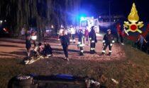 Grave incidente a Cessalto, scontro tra auto: due feriti estratti dalle lamiere