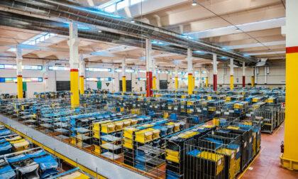 Inaugurato deposito Amazon a Riese Pio X, oltre 70 nuovi posti di lavoro
