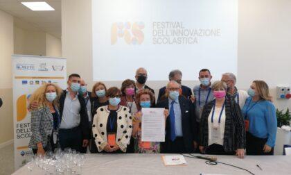 """Festival dell'Innovazione Scolastica, il ministro Bianchi: """"Valdobbiadene è all'avanguardia"""""""
