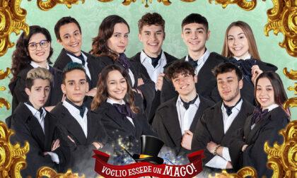 """""""Voglio essere un mago!"""": nel cast del nuovo reality-talent anche la trevigiana Giulia Serafin"""