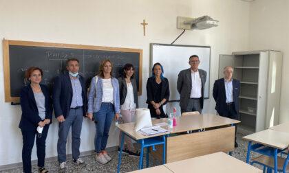 """Conclusi i lavori di ristrutturazione del liceo """"Veronese"""" di Montebelluna"""