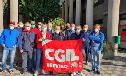 """Assalto Cgil Roma, le foto delle sedi aperte nella Marca: """"Nessun timore contro atti neo fascisti"""""""