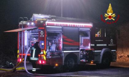 Paura a Conegliano, incendio nella palazzina: una ventina di famiglie evacuate