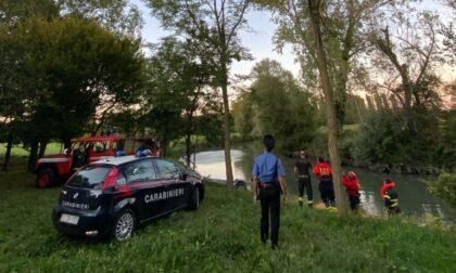 Trovata la barca rovesciata, poi il cadavere in fondo al fiume: tragedia a Meduna