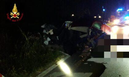 Tragedia ad Altivole, perde il controllo dell'auto e si schianta: morto 31enne di Riese