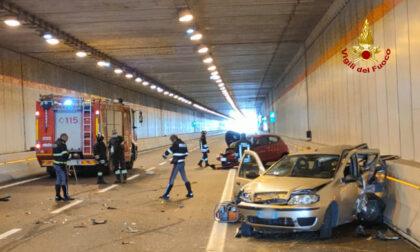 Pedemontana Veneta, operaio travolto da un'auto mentre lavora in Superstrada: è gravissimo